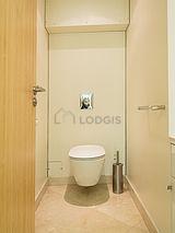 アパルトマン パリ 5区 - トイレ