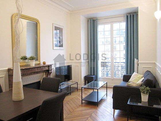 Appartement Paris 16°   Séjour