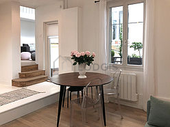 Apartment Paris 11° - Living room