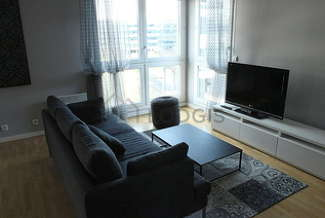 Appartement meublé 1 chambre Bois-Colombes