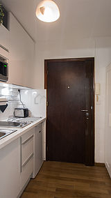 Appartement Paris 16° - Entrée