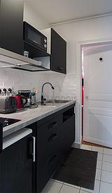 Wohnung Paris 10° - Küche
