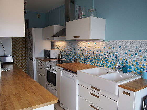 Great kitchen of 10m²