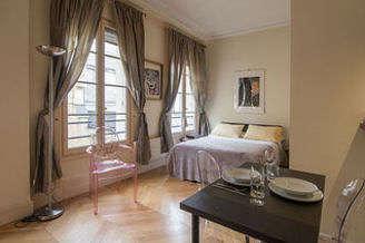 Madeleine – Saint Lazare Paris 8° Estúdio