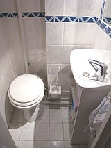 Appartement Paris 14° - WC