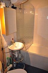 アパルトマン パリ 5区 - バスルーム