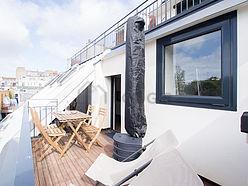 Apartment Paris 20° - Terrace