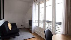 Apartamento París 2° - Salón