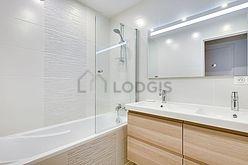 Wohnung Hauts de seine - Badezimmer 2