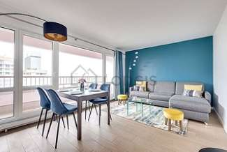Nanterre 3 bedroom Apartment