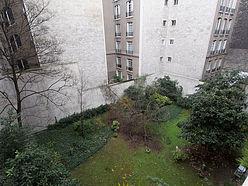 アパルトマン パリ 17区 - テラス