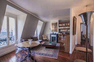 Jardin des Plantes Paris 5° 2 Schlafzimmer Wohnung