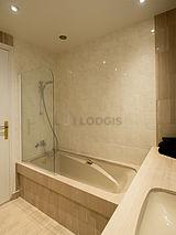 Apartamento París 8° - Cuarto de baño