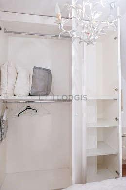 Chambre calme pour 2 personnes équipée de 1 lit(s) de 150cm