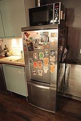Loft Parigi 18° - Cucina