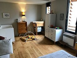 Loft Paris 18° - Bedroom