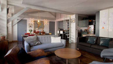 Montmartre Paris 18° 3 quartos Loft