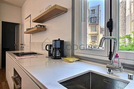 Great kitchen of 4m²