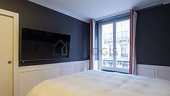 Wohnung Paris 17° - Schlafzimmer 2