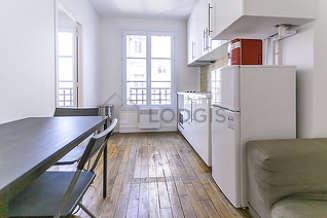 Bercy París 12° 1 dormitorio Apartamento