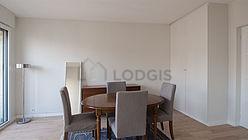 公寓 巴黎16区 - 飯廳