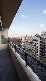 Apartment Paris 16° - Terrace
