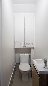 Apartment Paris 16° - Toilet