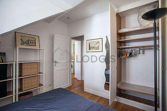 Chambre pour 2 personnes équipée de 1 lit(s) jumeaux de 110cm