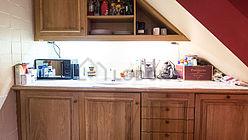 Appartamento Parigi 8° - Cucina