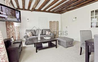 Place des Vosges – Saint Paul パリ 4区 1ベッドルーム アパルトマン