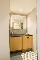 Apartamento Paris 14° - Casa de banho 2