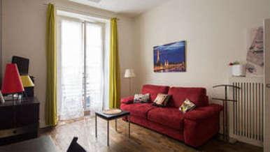 Hôtel de Ville – Beaubourg París 4° estudio