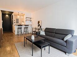 公寓 巴黎20区 - 客廳