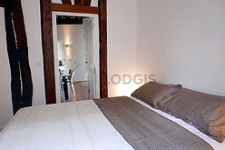 Appartamento Parigi 3° - Camera