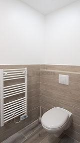 Appartamento Parigi 20° - WC