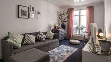 Ternes – Péreire パリ 17区 1ベッドルーム アパルトマン