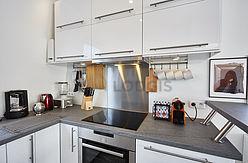 Дуплекс Hauts de seine - Кухня