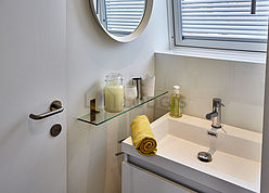雙層公寓 Hauts de seine - 浴室