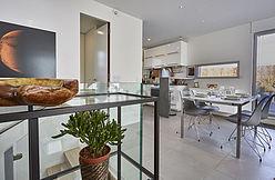 duplex Hauts de seine - Cucina