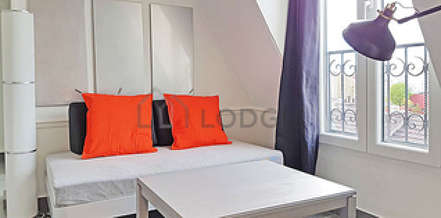 Appartement meublé 1 chambre Saint-Ouen