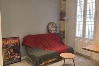 Studio Paris 17° Batignolles