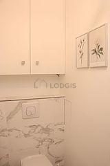 Apartamento Hauts de seine - Sanitários