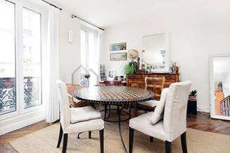 Pigalle – Saint Georges Paris 9° 2 bedroom Apartment