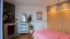 Квартира Seine st-denis - Спальня
