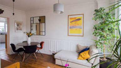 Saint-Ouen 2 quartos Apartamento