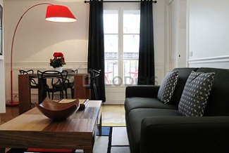 Châtelet – Les Halles Paris 1° 2 bedroom Apartment