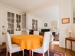 Apartamento Paris 17° - Sala de jantar