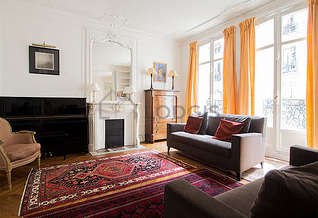 Appartement 3 chambres Paris 17° Ternes – Péreire