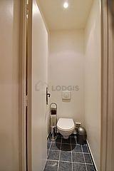 Apartment Paris 9° - Toilet