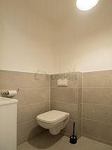 アパルトマン パリ 14区 - トイレ
